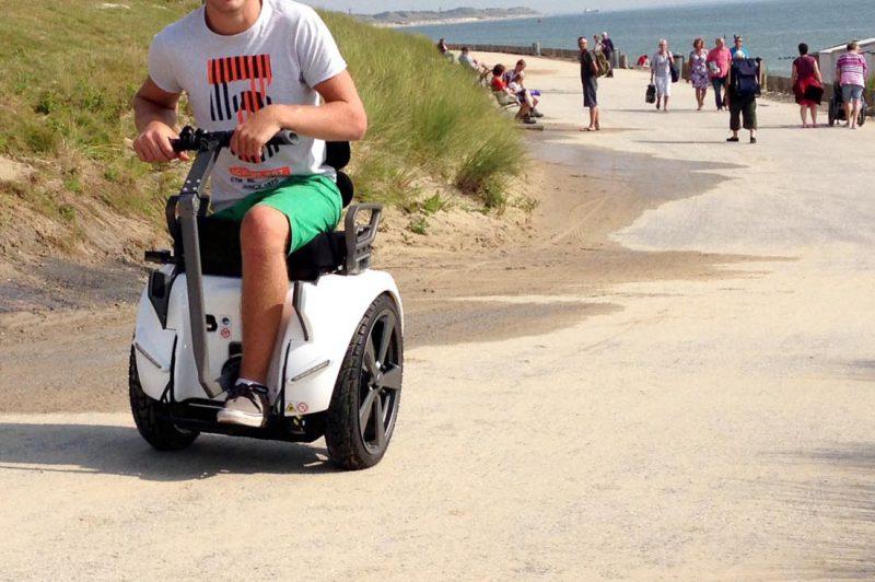 Genny Mobility balansrolstoel